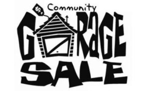StoneRidge Garage Sale