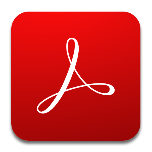 Adobel Acrobat PDF Needed to open print or read